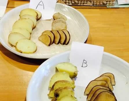 シードセミナー食べ比べ