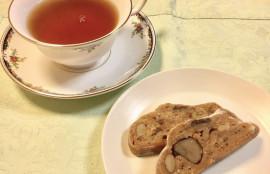 美味しい紅茶の淹れ方&サンドイッチ